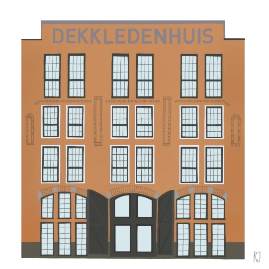 Appartementen Muntkade Utrecht
